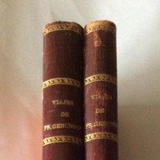 Libros antiguos: VIAJJES DE FR.GERUNDIO POR FRANCIA ,BELGICA ,HOLANDA Y ORILLAS DEL RIHN. Lote 269842028
