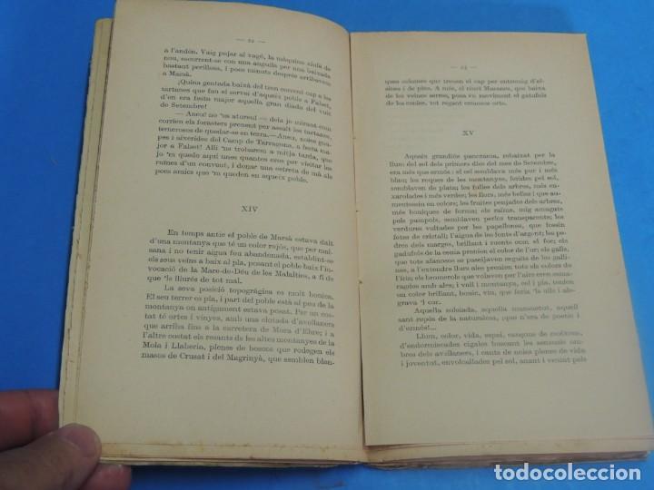 Libros antiguos: DESCORNALBOU A SCALA-DEI.- FRANCISCO GRAS I ELIAS - Foto 4 - 269851733