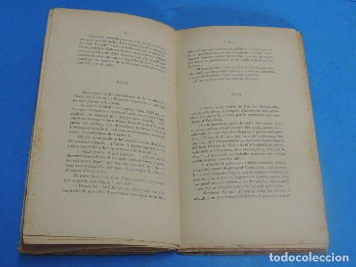 Libros antiguos: DESCORNALBOU A SCALA-DEI.- FRANCISCO GRAS I ELIAS - Foto 6 - 269851733