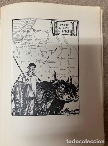 Libros antiguos: LE PAYS DES BASQUES - GAËTAN BERNOVILLE - Foto 3 - 269958983