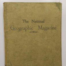 Libros antiguos: 1935. THE NATIONAL GEOGRAPHIC MAGAZINE 4º TRIM. ANTARTIDA,TIBET,INDOCHINA,AUSTRALIA,ULSTER,MALTA. Lote 270919378