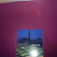 Libros antiguos: TERRASSA, LLIVRE D´HORES,BILINGÜE CATALÁN E INGLÉS.. Lote 271058323