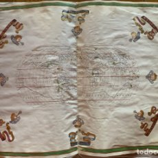 Libros antiguos: MAPAMUNDI EN PERGAMINO DEL ATLAS JOAN MARTINES. Lote 272061928