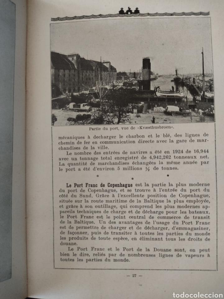 Libros antiguos: Copenhague et ses environs - Foto 5 - 274737463