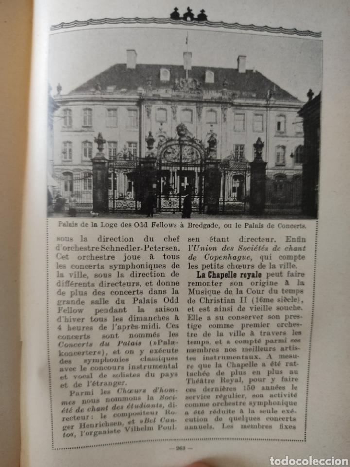 Libros antiguos: Copenhague et ses environs - Foto 8 - 274737463