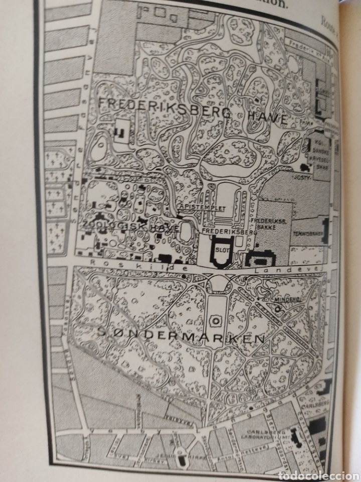 Libros antiguos: Copenhague et ses environs - Foto 12 - 274737463