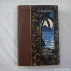 Libros antiguos: DE PARIS A BARCELONA PASSANT PER HONOLULU - JOAN MARIN - LIBRERÍA CATALONIA - 1929. Lote 276719933