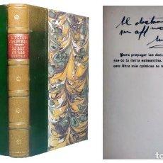 Libros antiguos: SIERRAS Y CAMPOS SALAMANQUINOS … / ANDRÉS PÉREZ-CARDENAL. MANUEL P. CRIADO, 1922. CON DEDICATORIA.. Lote 276755483