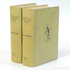Libros antiguos: LICHTENSTEIN, HENRY – TRAVELS IN SOUTHERN AFRICA IN THE YEARS 1803, 1804, 1805, 1806;. Lote 276784748