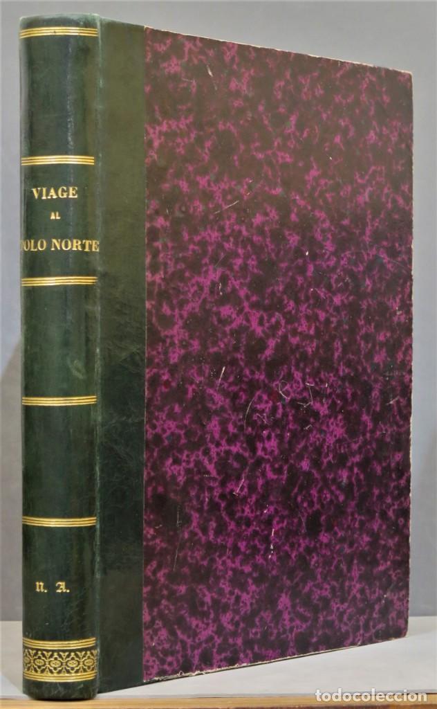 1882.- VIAJES AL POLO NORTE. CAPITAN NARES Y DOCTOR NORDENSKIOLD (Libros Antiguos, Raros y Curiosos - Geografía y Viajes)