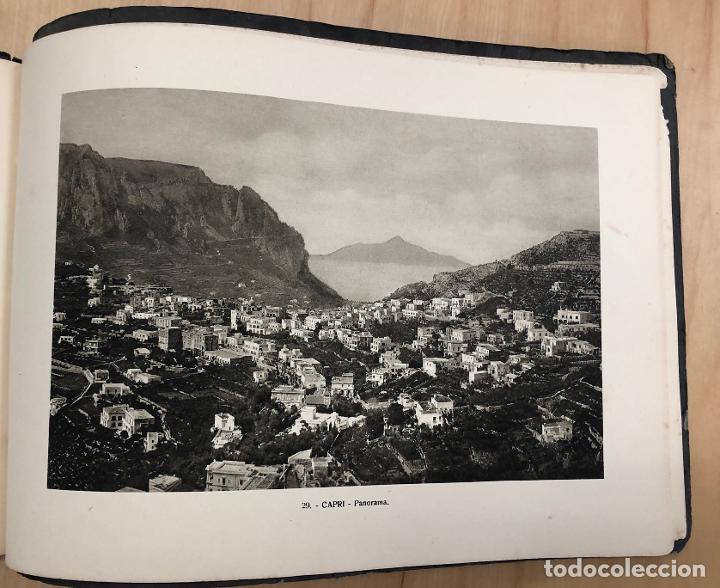 Libros antiguos: ALBUM RECUERDO DE NAPOLES. RICORDO DI NAPOLI. 32 VISTAS. C. 1930 - Foto 8 - 277012908