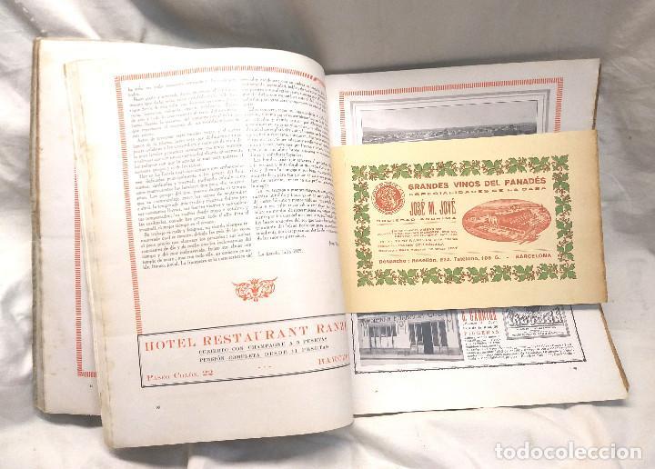 Libros antiguos: Álbum Oficial Gerona y Provincia Año 1926 Sus Bellezas Indústria y Comercio - Foto 2 - 277048438