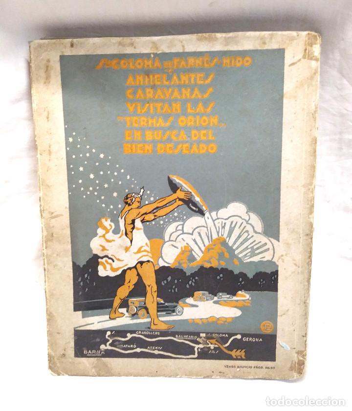 Libros antiguos: Álbum Oficial Gerona y Provincia Año 1926 Sus Bellezas Indústria y Comercio - Foto 4 - 277048438