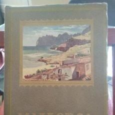 Libros antiguos: MALLORCA-COLECCION ALBUM MERAVELLA-1936-MUY BUEN ESTADO. Lote 277142613