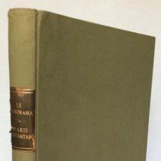 Libros antiguos: PANORAMA (LE) PARIS INSTANTANÉ.. Lote 123149056