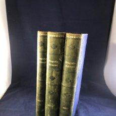 Libros antiguos: GEOGRAFÍA UNIVERSAL 3 TOMOS. Lote 278325978