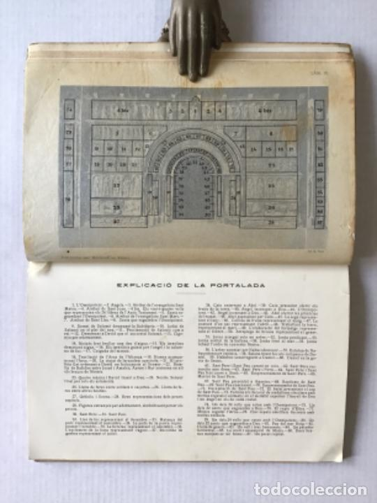 Libros antiguos: MONOGRAFIA DE SANTA MARIA DE RIPOLL. - DANÉS I VERNEDAS, Joan. - Foto 3 - 123180244