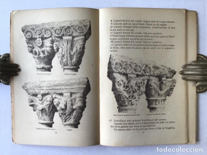 Libros antiguos: MONOGRAFIA DE SANTA MARIA DE RIPOLL. - DANÉS I VERNEDAS, Joan. - Foto 5 - 123180244