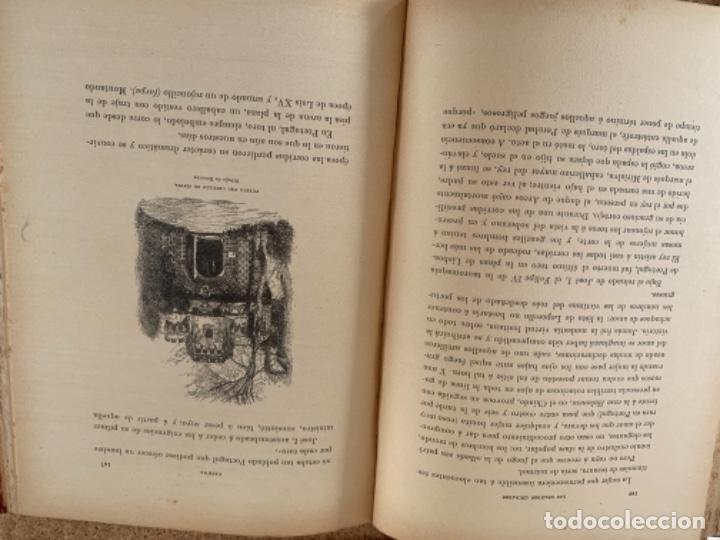 Libros antiguos: Las grandes ciudades, Roma, Madrid, Lisboa, Atenas, Tokio (CAJ, 4) - Foto 5 - 278880263