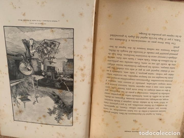 Libros antiguos: Las grandes ciudades, Roma, Madrid, Lisboa, Atenas, Tokio (CAJ, 4) - Foto 7 - 278880263