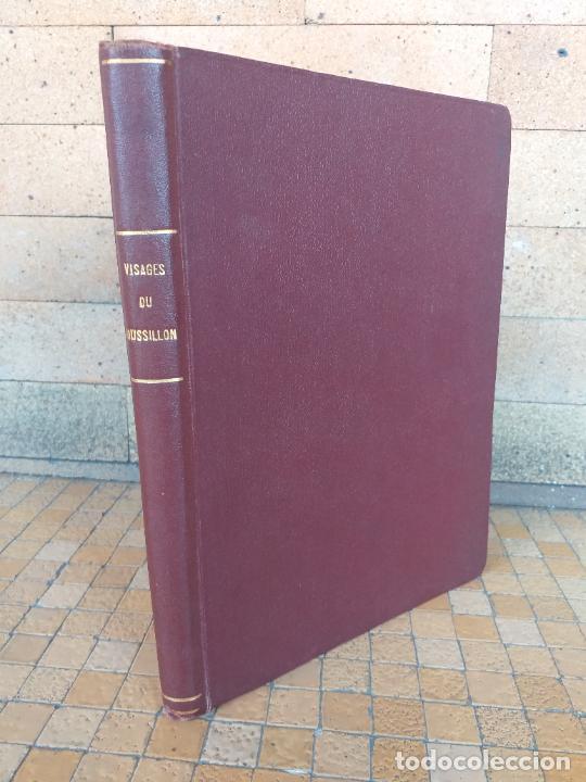 Libros antiguos: VISAGES DU ROUSSILLON ANDRE MAREZ DURLIAT HORIZONS DE FRANCE 1952 - LIBRERIA FRANCESA - Foto 2 - 280136598