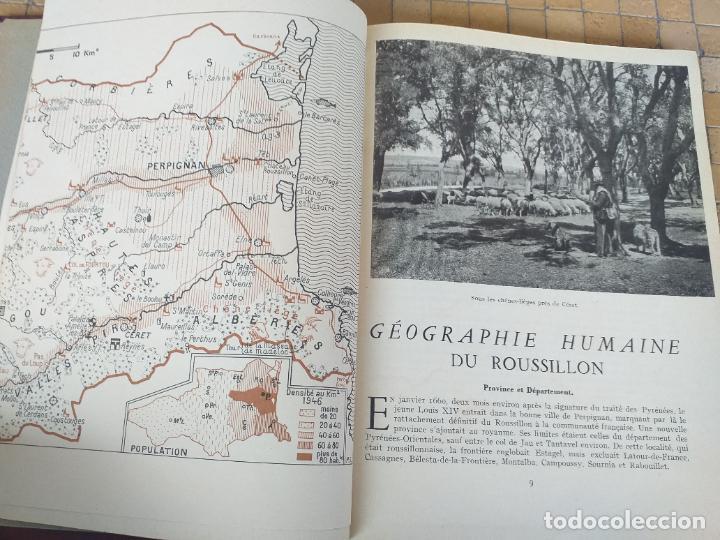 Libros antiguos: VISAGES DU ROUSSILLON ANDRE MAREZ DURLIAT HORIZONS DE FRANCE 1952 - LIBRERIA FRANCESA - Foto 6 - 280136598