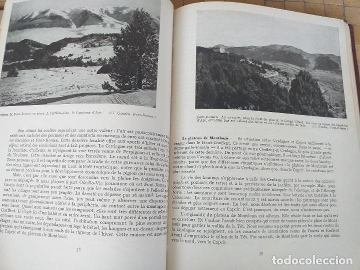 Libros antiguos: VISAGES DU ROUSSILLON ANDRE MAREZ DURLIAT HORIZONS DE FRANCE 1952 - LIBRERIA FRANCESA - Foto 7 - 280136598