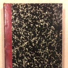 Libros antiguos: BRASIL (SU VIDA, SU TRABAJO, SU FUTURO). ITINERARIO PERIÓDICO POR MANUEL BERNÁRDEZ. 1908. Lote 283240018