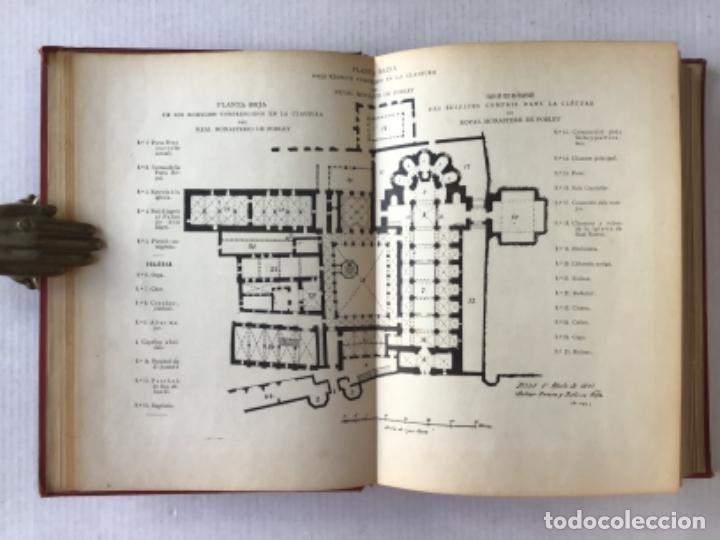 Libros antiguos: ÁLBUM DE POBLET. - MASSÓ, Antoni. - Foto 3 - 286639838