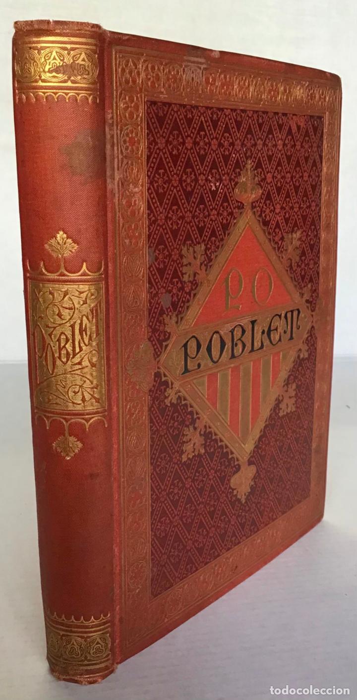 ÁLBUM DE POBLET. - MASSÓ, ANTONI. (Libros Antiguos, Raros y Curiosos - Geografía y Viajes)