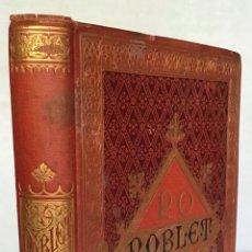 Libros antiguos: ÁLBUM DE POBLET. - MASSÓ, ANTONI.. Lote 286639838