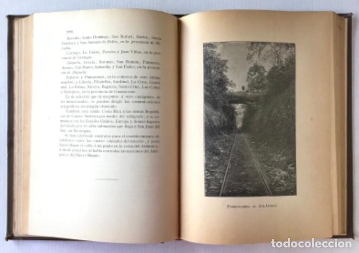 Libros antiguos: GEOGRAFÍA DE COSTA RICA. - MONTERO BARRANTES, Francisco. - Foto 4 - 286797808