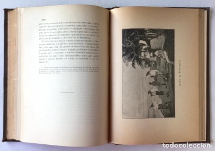 Libros antiguos: GEOGRAFÍA DE COSTA RICA. - MONTERO BARRANTES, Francisco. - Foto 5 - 286797808