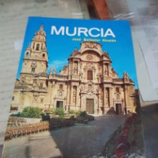 Libros antiguos: GUIA DE MURCIA BALLESTER NICOLAS EVEREST 1976. Lote 286935448