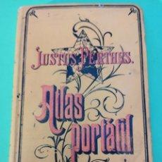 Libros antiguos: ATLAS PORTATIL 1914. Lote 287391138