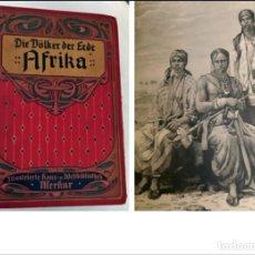 Libros antiguos: ÁFRICA. LIBRO ILUSTRADO. SIGLO XIX? 700 PÁGINAS.. Lote 288546768