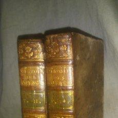 Libros antiguos: VIAJES A GUINEA Y SIERRA LEONA - AÑO 1748 - PREVOST - GRABADOS DE EPOCA - EXCEPCIONAL.. Lote 288641948