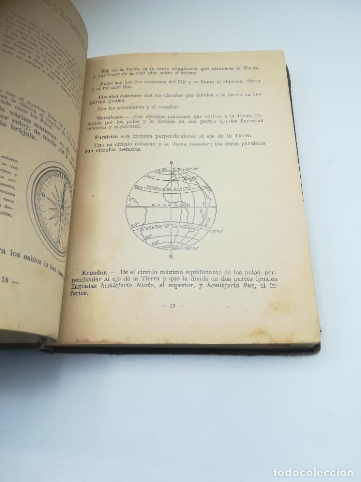 Libros antiguos: GEOGRAFIA UNIVERSAL. 2º CURSO BACHILLERATO. ED HECHOS Y DICHOS. ZARAGOZA. 2º ED. SUBRAYADOS. VER - Foto 2 - 288903098