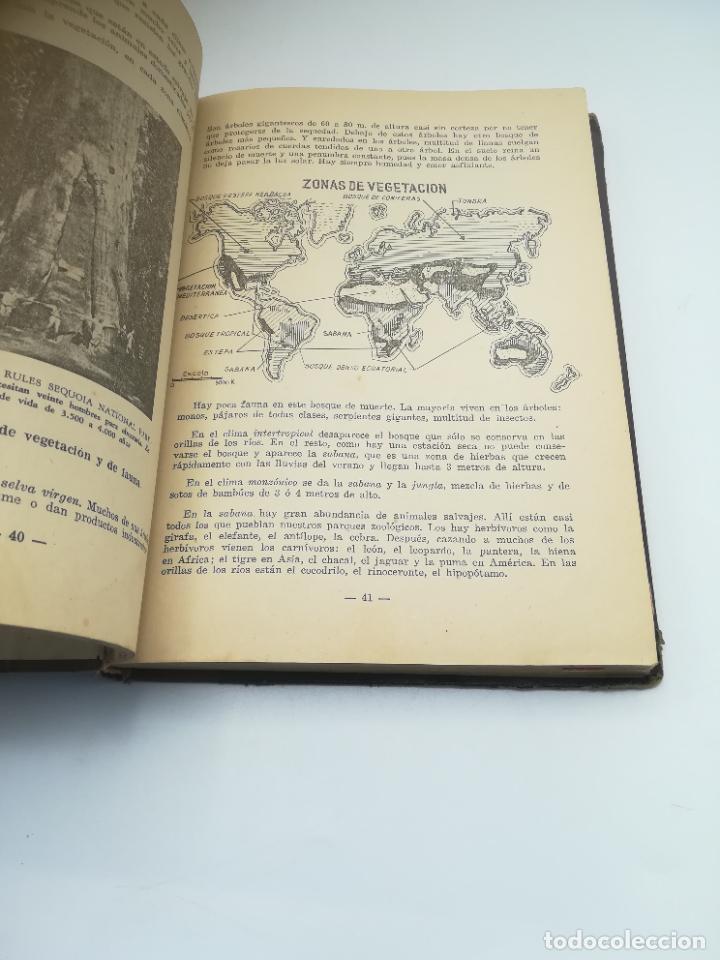 Libros antiguos: GEOGRAFIA UNIVERSAL. 2º CURSO BACHILLERATO. ED HECHOS Y DICHOS. ZARAGOZA. 2º ED. SUBRAYADOS. VER - Foto 5 - 288903098