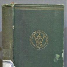 Libros antiguos: 1911.- ISLAND LIFE. WALLCE. Lote 289003778