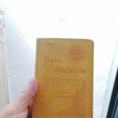 Libri antichi: LIBRO GUÍA MICHELIN 1914 LIBRO DE COCINA GASTRONOMÍA. Lote 289399783