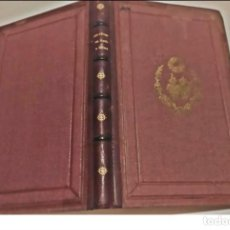Libros antiguos: AÑO 1866: BONITO Y RARO LIBRO DEL SIGLO XIX: FIESTAS DE NAVIDAD EN ROMA.. Lote 290114153