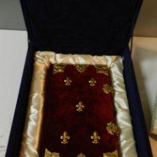 Libros antiguos: FACSIMIL PETIT PTOLOMEO - EDITORIAL SILOÉ - INCLUYE 2 LIBROS ESTUDIOS NUEVOS PRECINTADOS. Lote 292086248