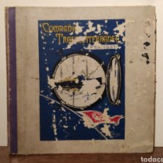 Livros antigos: ANTIGUO LIBRO DE INFORMACIÓN PARA PASAJEROS DE LA COMPAÑÍA TRASMEDITERRÁNEA 1921 1A EDICIÓN. Lote 292618638