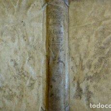 Libros antiguos: PONZ, ANTONIO. VIAGE FUERA DE ESPAÑA. TOMO 1º (DE DOS). [MADRID, 1785].. Lote 294938578
