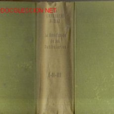 Libros antiguos: GUERRA CIVIL. 3 TOMOS. EL CABALLERO AUDAZ.REVOLUCION. Lote 26474736