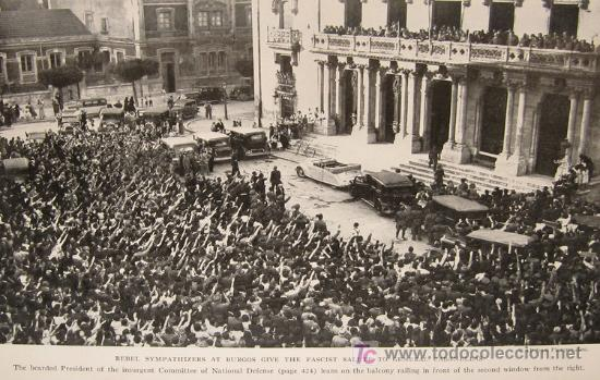 Libros antiguos: 1936 - RARO - Guerra Civil Española - NATIONAL GEOGRAPHIC - Foto 5 - 17022537