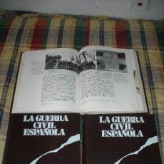 Libros antiguos: TRES TOMOS, LA GUERRA CIVIL ESPAÑOLA DE HUGH THOMAS.. Lote 23714111