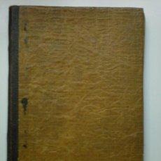 Libros antiguos: EL LLANTO DE SANGRE- EPISODIOS DE LA REVOLUCION ESPAÑOLA. Lote 26561097