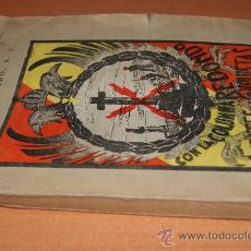Libros antiguos: CON LA COLUMNA REDONDO /GUERRA CIVIL 1937. Lote 22828117